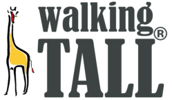 Photo of Walking tall logo for In the media